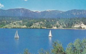 Canada Lake Windermere A Sailor's Dream British Columbia