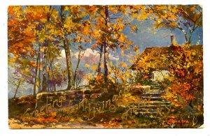 NY - Catskills, Livingston Manor Greetings