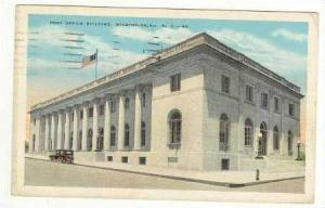 Post Office Building,Winston-Salem,North Carolina,10-20
