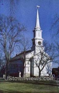 First Congregational Church Falmouth MA Unused