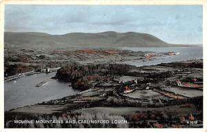 Ireland Mourne Mountains and Carlingford Lough  Mourne Mountains and Carlingf...