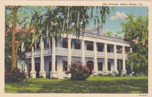 The Cottage, Baton Rouge, Louisiana, 30-40s