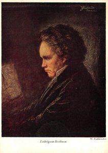 Ludwig van Beethoven Music Related Unused