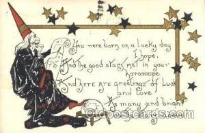 Artist H.B. Griggs, Furtune, Fortunes, Postcard Post Card