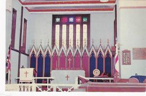 St James-on-the-Lines Church , PENETANG , Ontario , Canada , 1986
