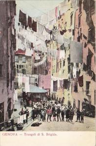 Italy Genova Truogoli di San Brigida