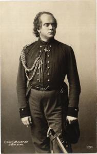 CPA Georg Molenar als Graf York THEATRE STAR (644131)