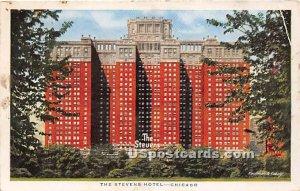 Stevens Hotel - Chicago, Illinois IL