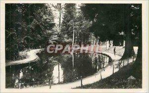 Modern Postcard The Borboule Fenestre Park Lake