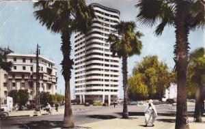 RP: CASABLANCA - L'Immeuble Liberte , Morocco , 1962