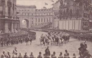 Coronation Procession 22 June 1911 Life Guards Band