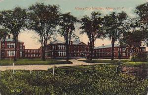 Albany City Hospital, Albany, New York, 00-10s