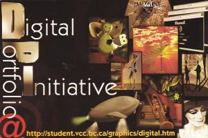 Digital Graphic Design Class at Vancouver Community College