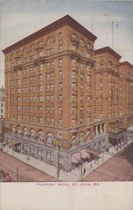 Missouri Kansas City Planters Hotel