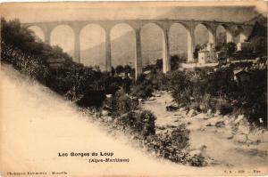 CPA Les gorges du loup  (192235)