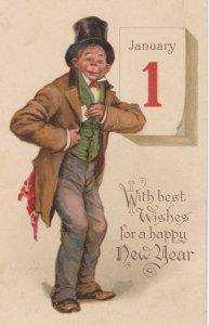 BRUNDAGE ; January 1 , 1907 ; TUCK
