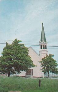 United Baptist Church , ANNAPOLIS ROYAL , Nova Scotia , Canada , 1940-60s