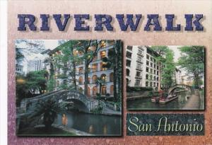 Texas San Antonio Riverside Walk