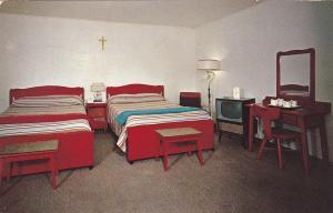 STE ANNE DE LA POCATIERE, Quebec, Canada, PU-1970; Auberge Le Martinet