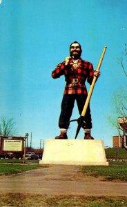 Maine Bangor Paul Bunyan Statue