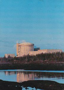 Canada Point Lepreau Generating Station New Brunswick