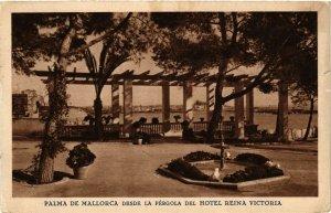 CPA Espagne Palma de Mallorca desde la Pérgola del Hotel Reina Victoria(317867)
