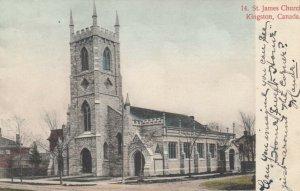 KINGSTON , Ontario , 1908 ; St. James Church
