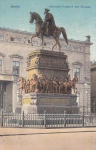 Berlin, Denkmal Friedrich des Grossen, Germany, 00-10s