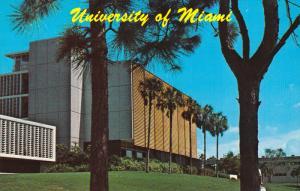University of Miami Engineering School, CORAL GABLES, Florida, 40-60's