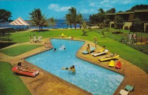 Hawaii Maui Napili Kai Beach Club Hotel Swimming Pool Napili Bay