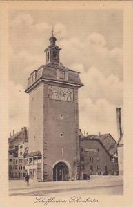 Schwabentor, Schaffhausen, Switzerland, 1900-1910s