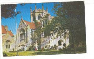 First Presbyterian Church, Wichita, Kansas, 40-60s