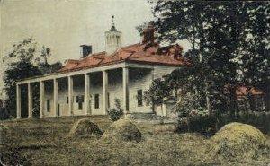 Home of Washington - Mt Vernon, Virginia