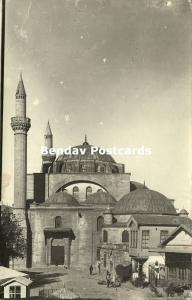 turkey, KONYA KONIA, Selimiye Mosque, Islam (1955) RPPC