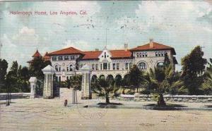 California Los Angeles Hollenback Home