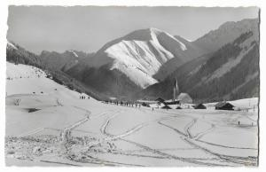 Austria Snow Berwang in Tirol 01.18