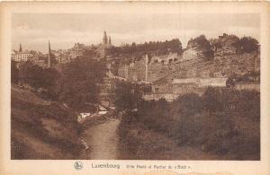 Br35713 Luxembourg Ville Haute et Rocher du Bock luxembourg