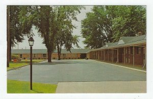 Inkster, Michigan, Early View of Del Rio Motel, 1968