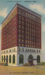 MERIDIAN , Mississippi , 30-40s ; Hotel Lamar