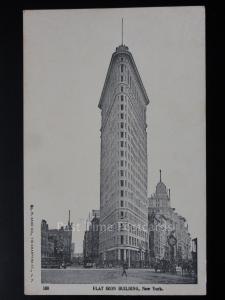 USA: NEW YORK CITY -  Iron Building c1905 UB