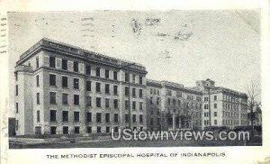Methodist Episcopal Hospital - Indianapolis , Indiana IN