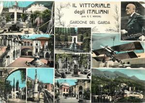 Italy Il Vittoriale degli Italiani Gardone del Garda