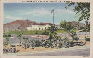 Nevada Boulder City Government Administration Building