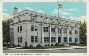 LEWISTON , Idaho , 1910s ; Court House