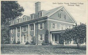 AMHERST , MA, 1910-30s ; Delta Upsilon House