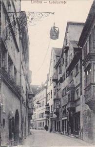 Germany Lindau Ludwigstrasse