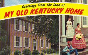 Greetings From My Old Kentucky Home Bardstown Kentucky