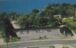 Imperial Motor Hotel & Dining room , NORTH BAY , Ontario , Canada , 50-60s