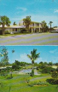 Florida Fort Pierce Southernaire Motel and Dorothy Vernon Restaurant