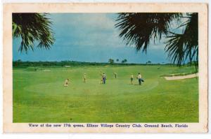 Ellinor Village Country Club, Ormond Beach FL